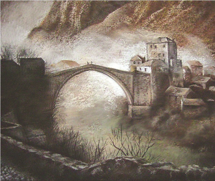 Magle Mostara