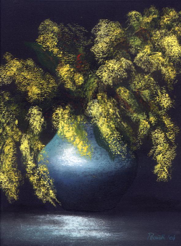 Vaza, 30 x 25 cm